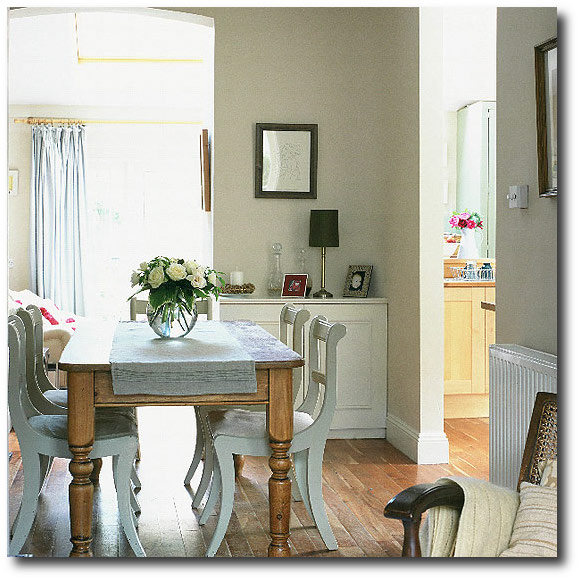 Open-plan dining room - House To Home