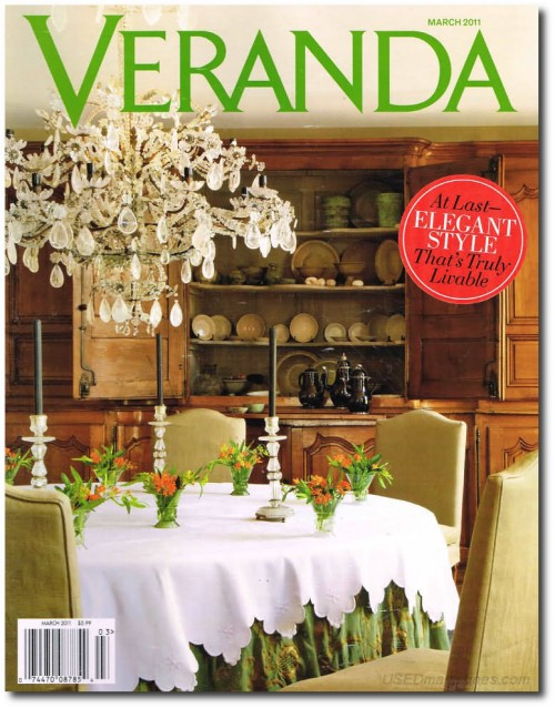 Veranda March 2011