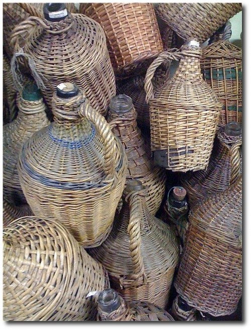 Provence Decorating - Wicker