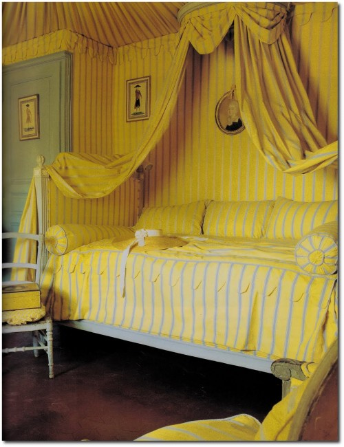 18th Century Yellow Rooms The Essence Of Frenchnes Blog