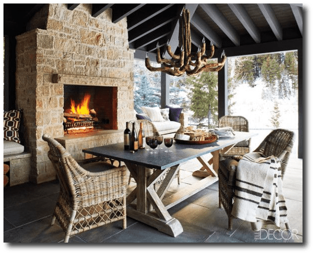 4 Tips For Choosing Your French Outdoor Patio Furniture