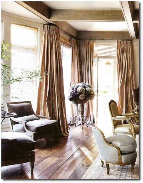 European home designed by Eleanor Cummings, Babs Watkins and Julie Watkins Baker 3