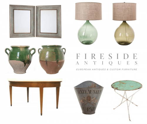 Fireside Antiques- French Provence