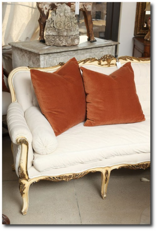 French Sofa Sold by Karina Gentinetta