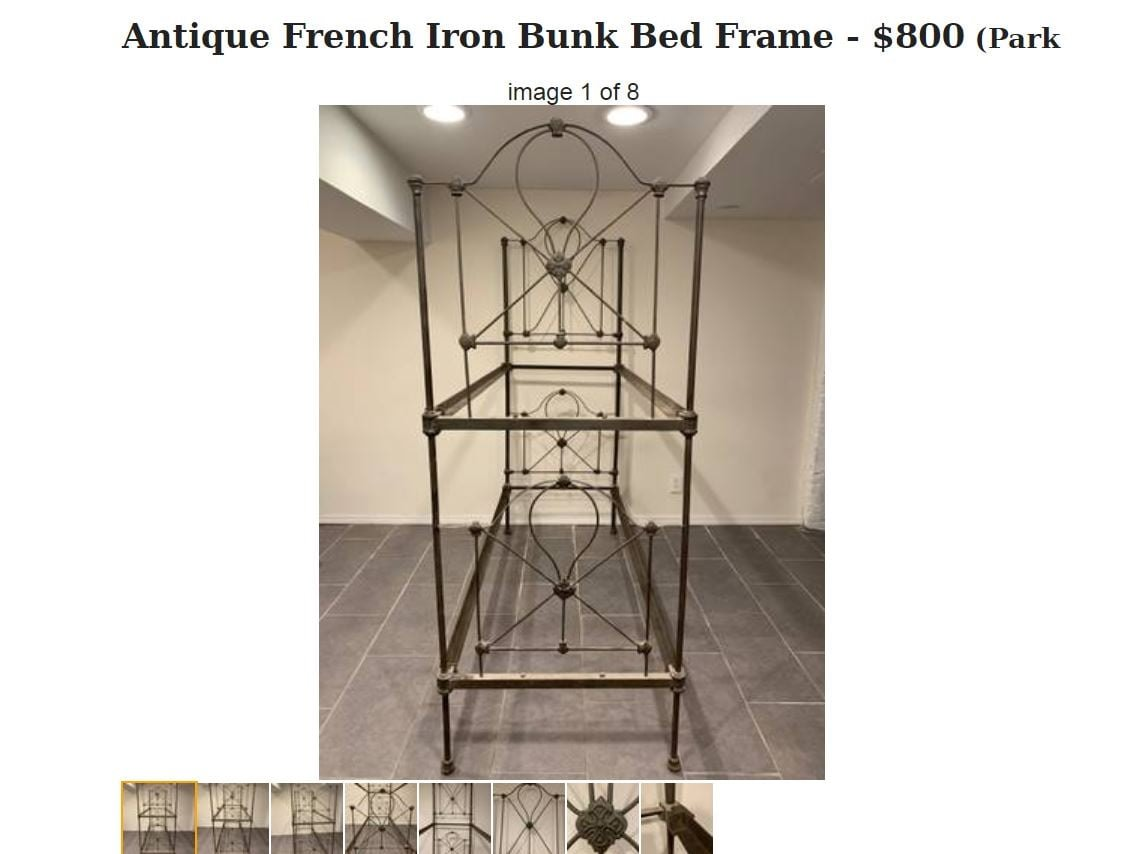 Unique French Furniture Finds On Craigslist French Provincial Furniture