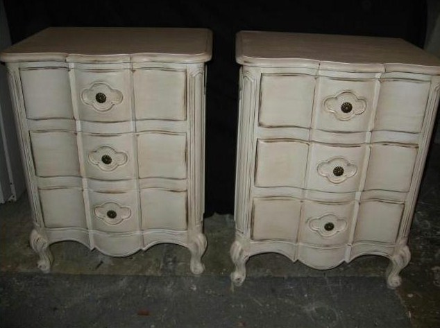 french provincial nightstands French Provincial Nightstand