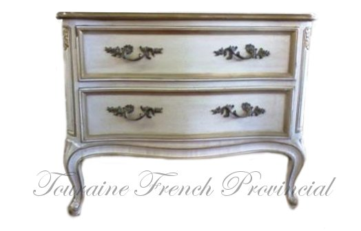 Drexel Touraine French Provincial Furniture Nightstand