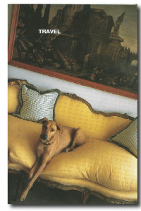 Louis XV Sofa Southern Accents Oct 2001 Suzanne Rheinstein
