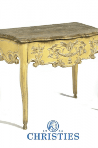 Painted Provincial Furniture